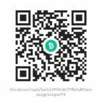 Bitcoin Cash wallet QR-Code