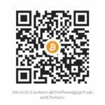 Bitcoin wallet QR-Code